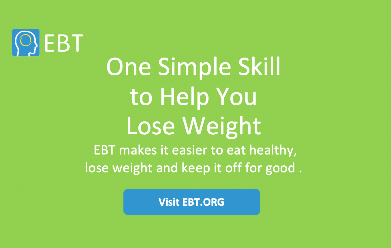 One Simple Skill to Lose Weight